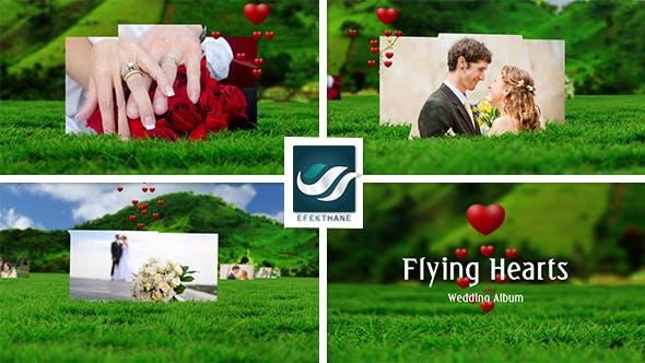 Thumbnail for Flying Hearts Wedding Album