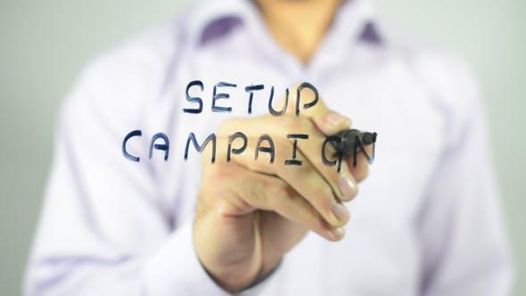 Thumbnail for Setup Campaign