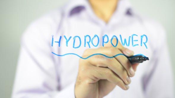 Thumbnail for Wasserkraft