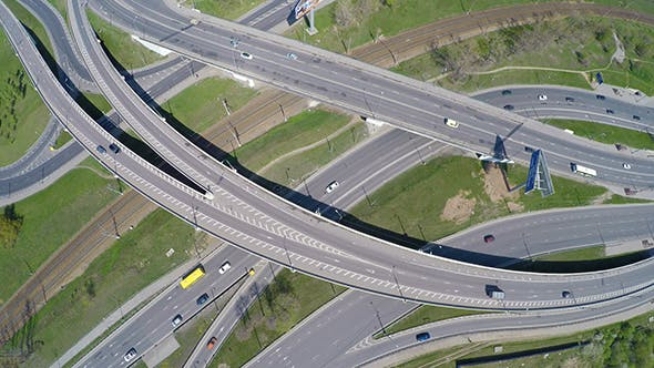 Cover Image for Freeway Intersection