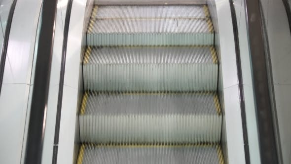 Thumbnail for Movement Up The Escalator