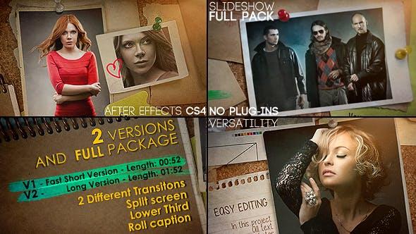 Thumbnail for Presentación de diapositivas Paquete completo