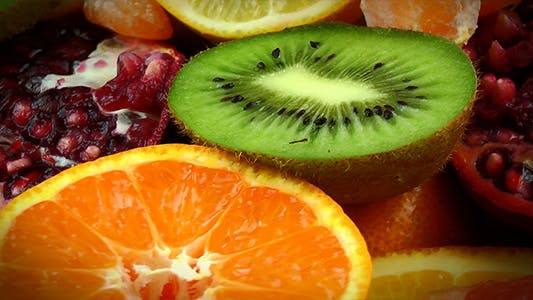 Fresh Fruits 2
