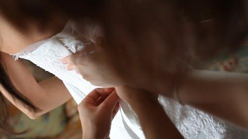 The Bride Lace Dress