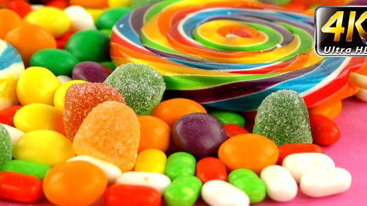 Thumbnail for Candy Sweet Jelly Lolly Sugar Dessert 54