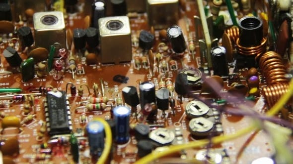 Thumbnail for Circuit Boards With Electronic Components 8