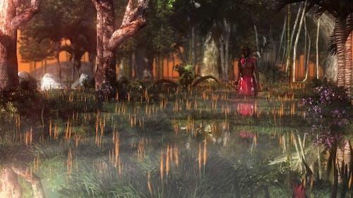Native In The Swamp