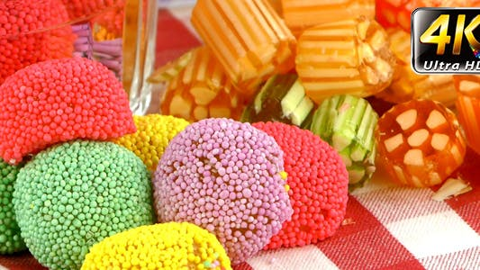 Thumbnail for Candy Sweet Jelly Lolly Sugar Dessert 43