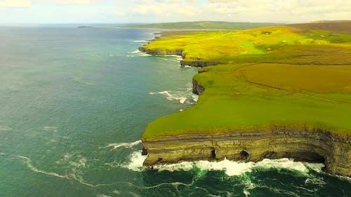Ireland west coastline