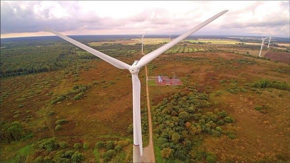 Thumbnail for The Big White Windmills Propeller