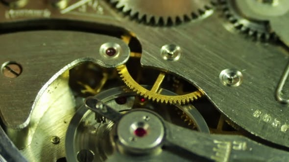 Cover Image for Clockwork, Rotation