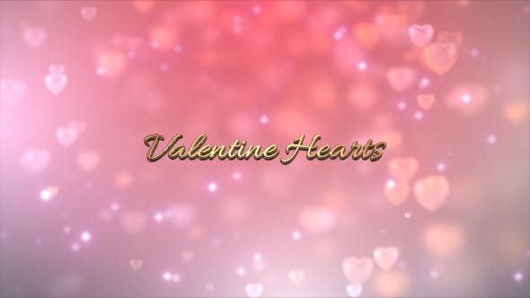 Thumbnail for Valentine Hearts Pack