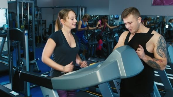 Thumbnail for Lose Weight On a Treadmill