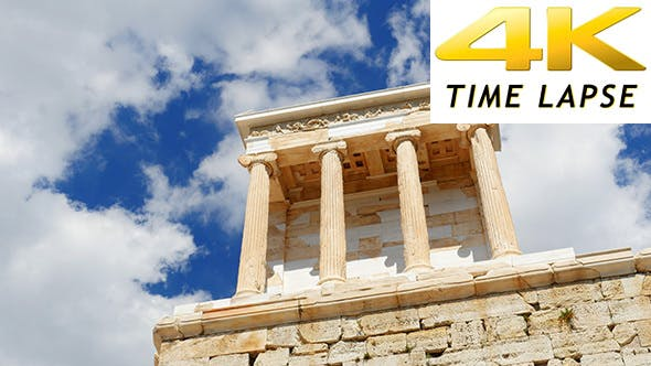 Cover Image for Travel View of Acropolis in Athens, Greece