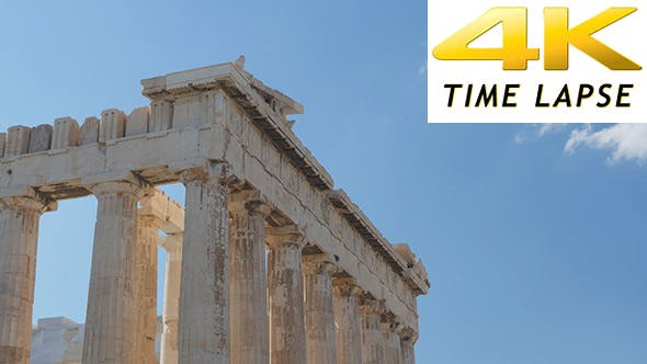 Thumbnail for Travel View of Acropolis in Athens, Greece 5
