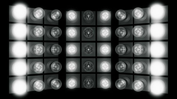 Flares Lights White
