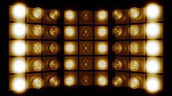 Flares Lights Warm