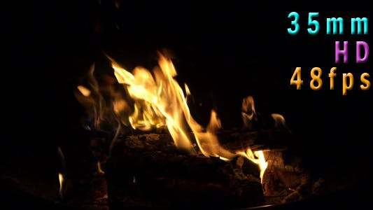 Thumbnail for Fire Pit Burning 10