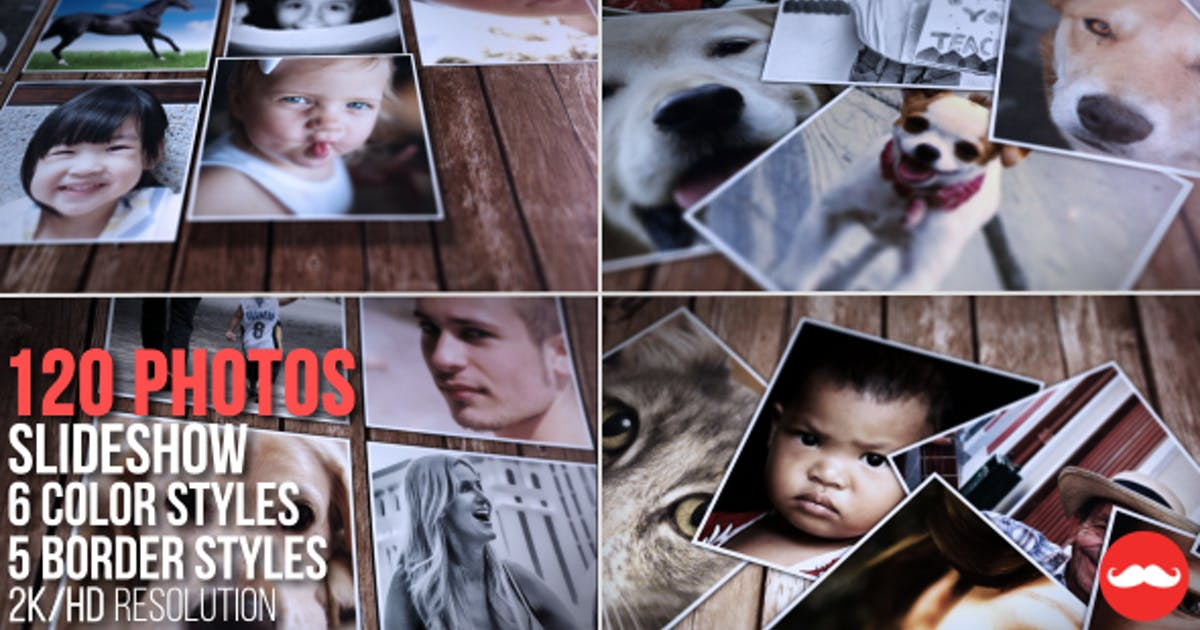 Download Memories Slideshow by CandyMustache