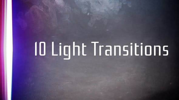 Thumbnail for Light Flash Transitions Pack