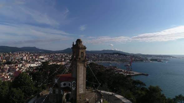Thumbnail for Beautiful Landscape Of Vigo, Spain