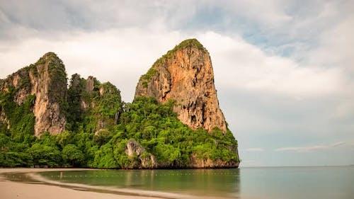 Beautiful Tropical Beach Thailand