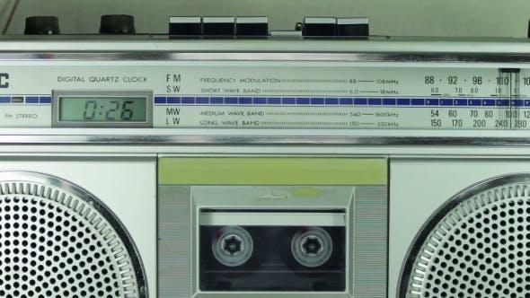 Thumbnail for Vintage Cassette Player