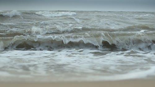 Die Aufregung des Meeres