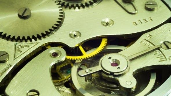 Thumbnail for Uhrmechanismus funktioniert