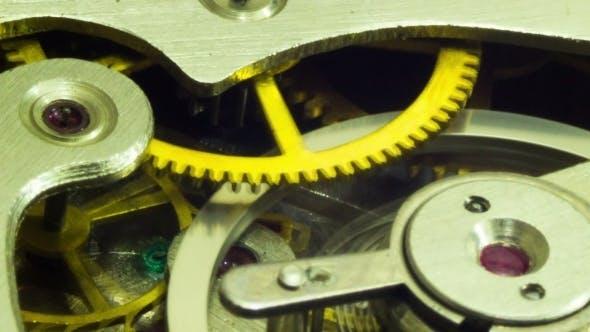 Thumbnail for Clock Mechanism Works