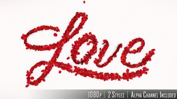 Thumbnail for Love in Rose Petals