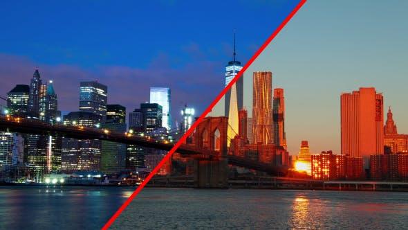 Thumbnail for Morgendämmerung über Manhattan