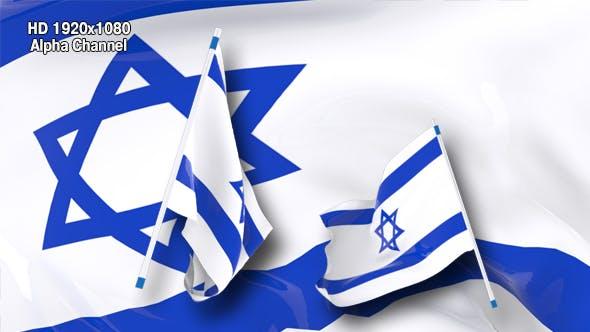 Thumbnail for Flag Transition - Israel