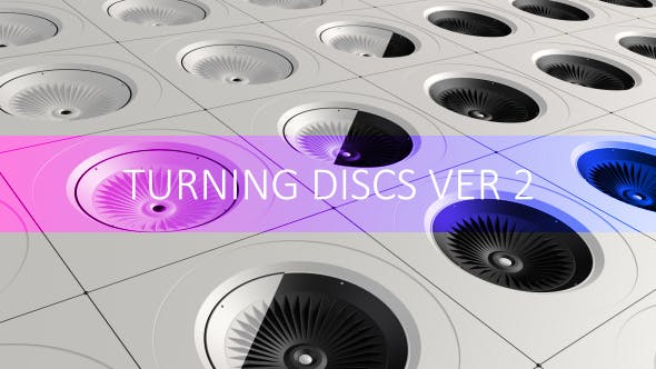 Thumbnail for Turning Discs Ver 2