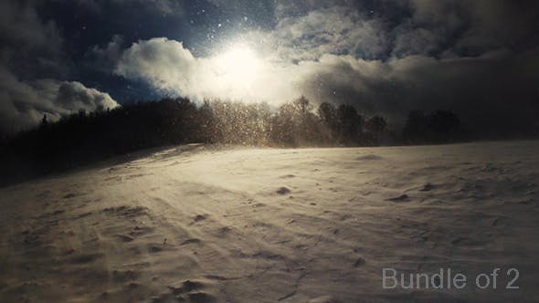 Thumbnail for Blizzards and Frost in the Mountains