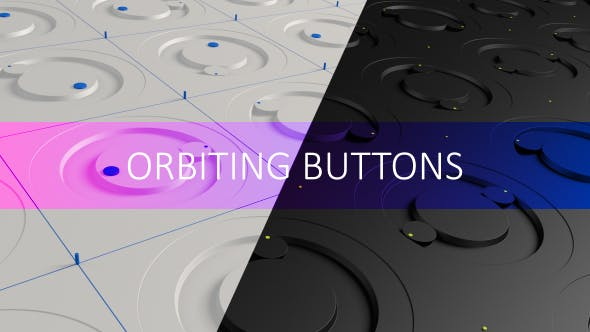 Orbiting Buttons