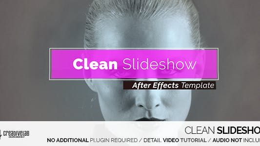 Thumbnail for Clean Slideshow