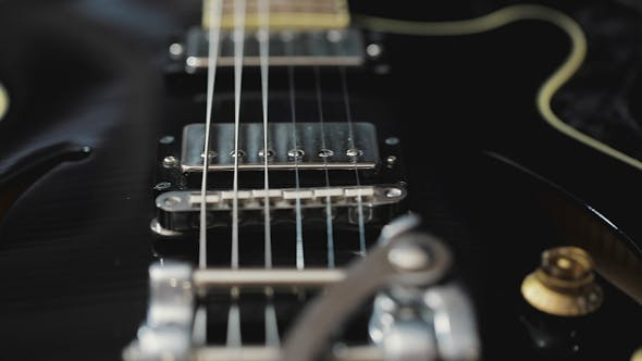 Thumbnail for Musical Instrument. Equipment. Electric Guitar Coffer. Vintage