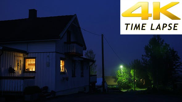 Thumbnail for From Night to Day, Time Passing, Oslo, Norway