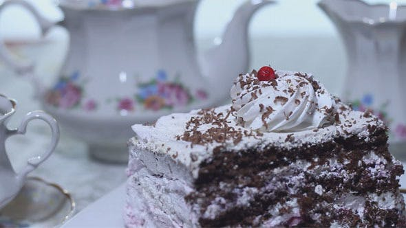 Thumbnail for Tea Party with Cake