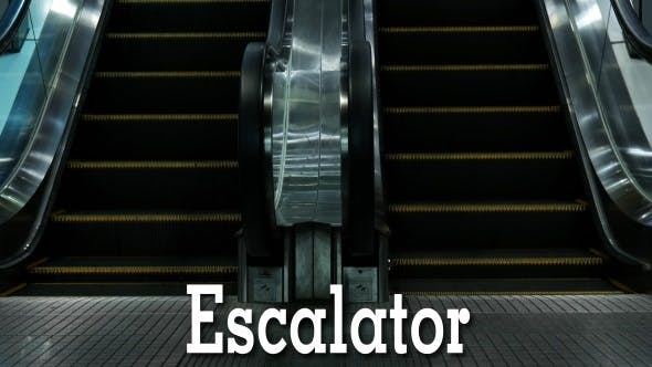 Thumbnail for The Escalator