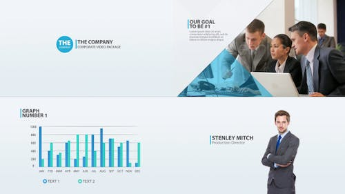 The Company - Corporate Video Package