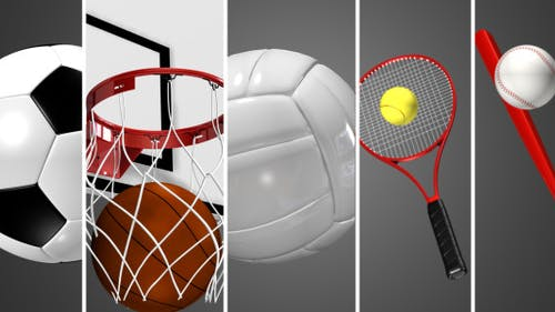 Sports Transitions Pack