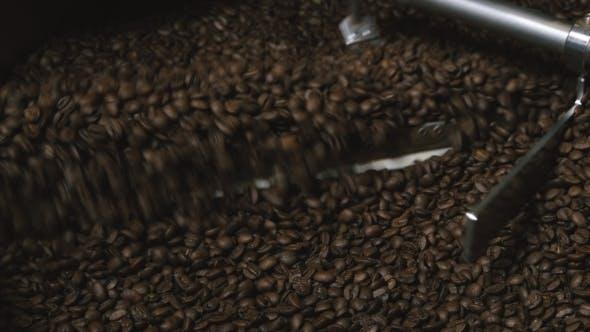 Thumbnail for Geröstete Kaffeebohnen