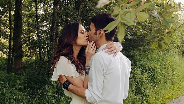 Thumbnail for Couple Kisses