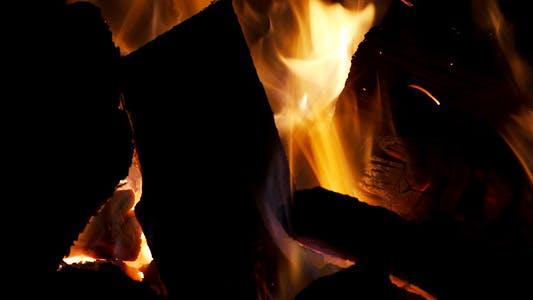 Thumbnail for Bonfire - III - Flame, Logs, Coals
