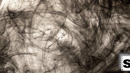 Black Ink Background 1