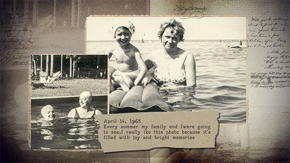Thumbnail for Historia vintage en fotografías