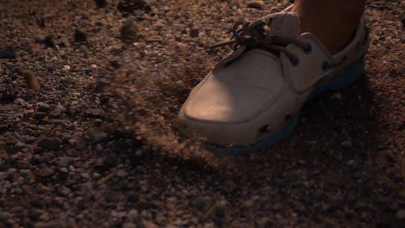 Thumbnail for Breaking Run On Ground Debris