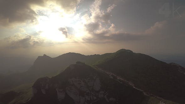 Thumbnail for Epic Sunset Over the Mountains